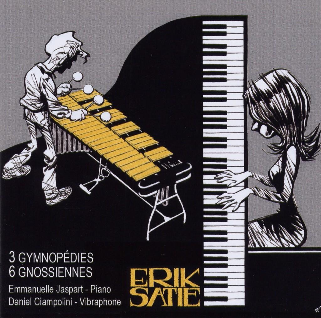 Erik Satie : Gymnopédies et Gnossiennes