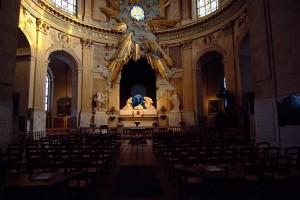 La chapelle de la Vierge accueille les mardis musicaux.
