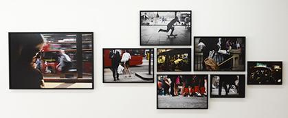 L'exposition à la Magnum Galerie.