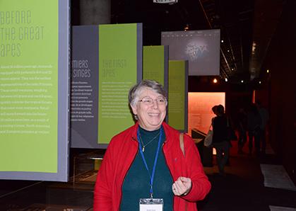 Brigitte Senut a été l'élève d'Yves Coppens. Elle poursuit ses recherches en Ouganda et au Kénya.