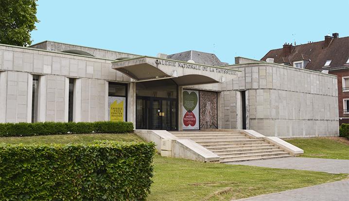 Tapisseries du mus e des arts d coratifs de paris - Galerie nationale de la tapisserie beauvais ...