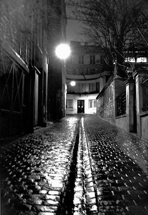 Cité du Midi, années 1990, photo de Jean Marquis.