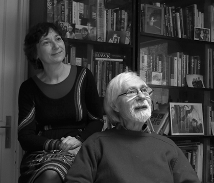 Isabelle et Philippe Baudoin, leur passion : le Jazz.