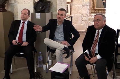 Philippe Bilger, Emmanuel Pierrat et Jacques Tremolet de Villers