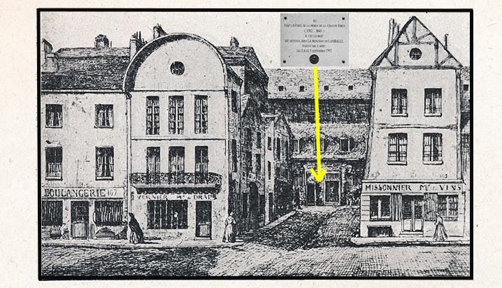 Paris sur les traces de la prison de la force entre 1780 for Hotel rue de la roquette paris 11