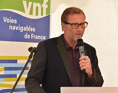 Patrick Ranvier, directeur technique national de la Fédération française d'Aviron