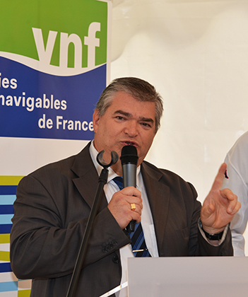 Francis Moine, adjoint au directeur territorial d'Ennemis, l'Electricité en Réseau.