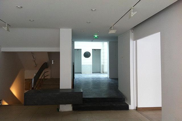 des espaces d'exposition rénovés.