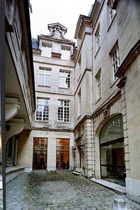Hôtel de la Porte, Paris 1er.