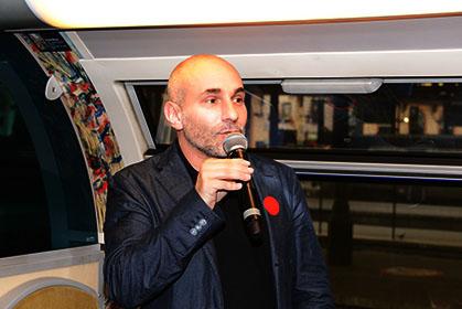 Pierre Serne, vice président de la région Île-de-France.