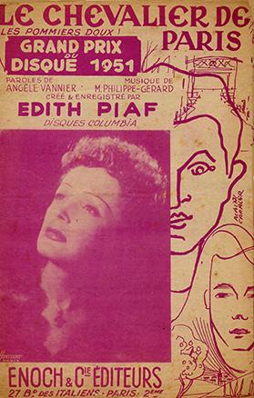 Avec ce titre, elle a remporter le grand prix du disque en 1951.