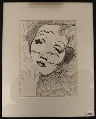Marlène Dietrich...