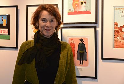 Marianne Maury-Kaufmann et le Chaperon rouge