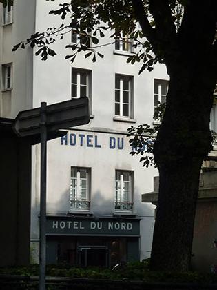 hôtel du nordb