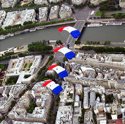 Vers la Seine