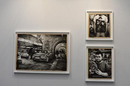 La galerie Olivier Robert , ouverte en 2009 au coeur du Marais offre un focus sur les créations de Julien Beneyton...
