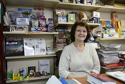 La libraire du Coq en Papier, rue Coquillière, Paula Alonso.