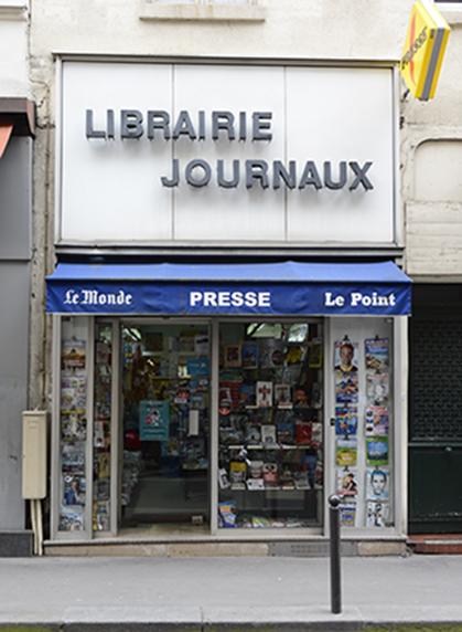 Rue Coquillière.