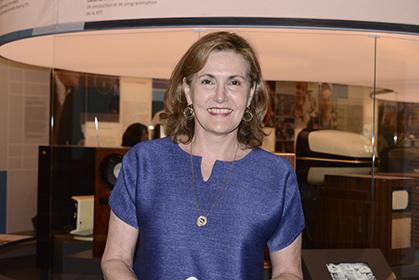 Isabelle Veyrat-Masson, directrice de recherche au CNRS, dirige le laboratoire Communication et Politique.