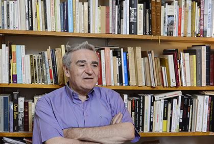 Claude Dubois un narrateur passionné.