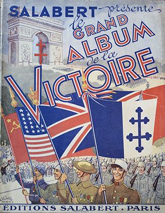 Le Grand album de la Victoire édité par Salabert.
