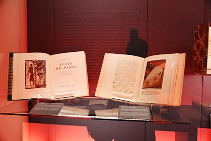 """Parmi les ouvrages choisi,  """"Nuit de Paris"""" de Francis Carco, illustré par Dignimont (au Sans Pareil, 1927)"""