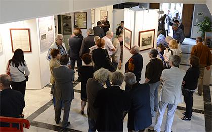 Une exposition pleine d'informations sur le fonctionnement des canaux avant, pendant et après la guerre.