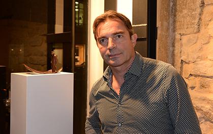 Marc-Antoine Mathieu a réalisé des bronzes tiré du récit.