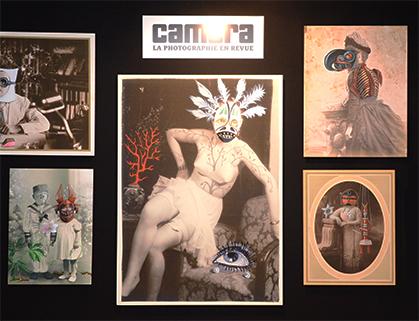 Coco Fronsac présentée par la revue Camera.