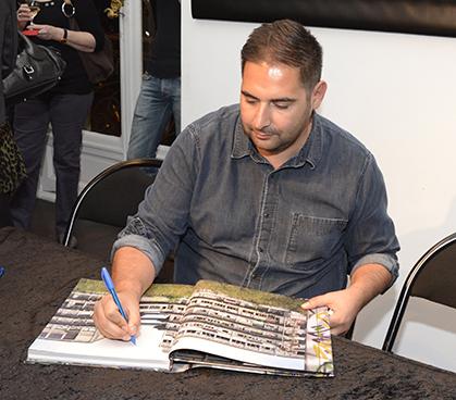 Karim Boukercha.