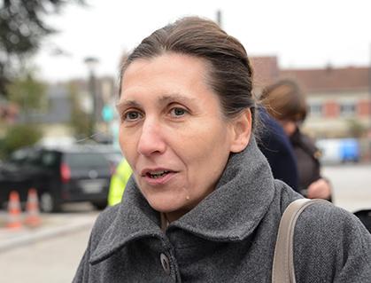 Sophie Mougard, directrice générale du Stif, la société de transports en île de France.
