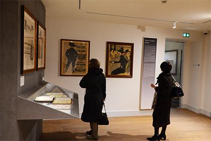 Exposition l'esprit de Montmartre, Hôtel Demarne.