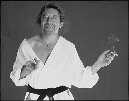 André Perlstein - Serge Gainsbourg