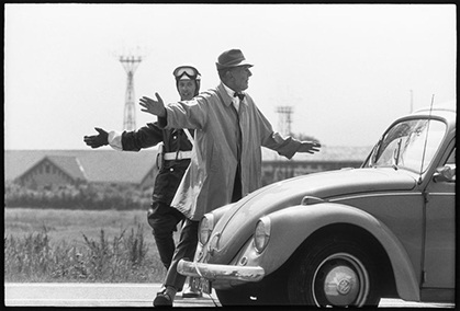 André Perlstein -Jacques Tati.