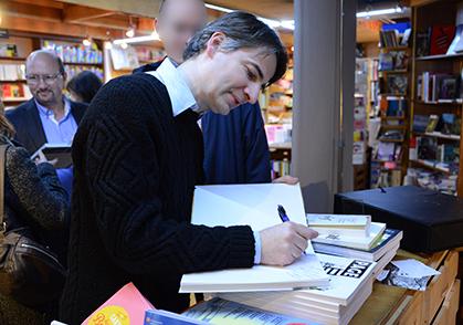 Marc Soleranski, co-auteur, est professeur d'histoire de l'art.