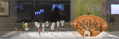 Les lampes évoluent et trouvent de nouvelles formes avec l'arrivée des LED, des diodes dites OLED.