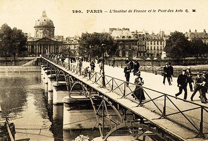 Le Pont originel...