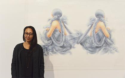 l'artiste canadienne Winnie Truong.