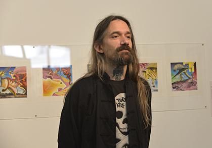 Filip Leu artiste tatoueur suisse.
