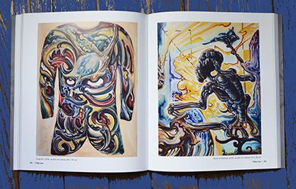 Peintures de Filip Leu p.95-96