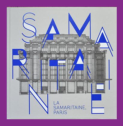 """""""La Samaritaine, Paris"""", publié sous la direction de Jean-François Cabestan et Hubert Lempereur (éditions A.& J. Picard, 2015) est l'histoire, de 1888 à 2005, d'un monument architectural fait de verre et de métal. Ces grands magasins avaient pour slogan """"On trouve tout à la Samaritaine""""."""