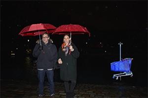 Michael Pinsky et Lauranne Germond (Coal).