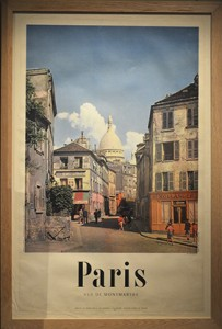 Montmartre, sans aucun doute, le quartier le plus visité de la Capitale.