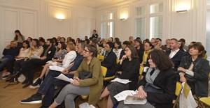 Lors de la présentation de l'atelier néerlandais, en juin 2015.