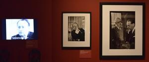Une salle est y consacrée à André Malraux.