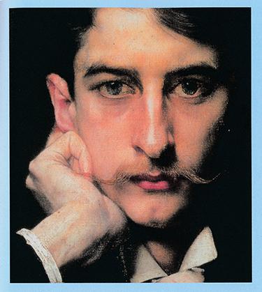 Guy de Maupassant et sa moustache à retrouver dans cet ouvrage.