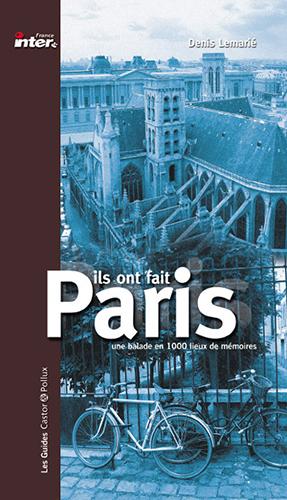 Un livre de balade ludique dans Paris publié en 2004.