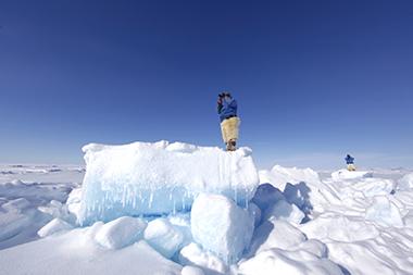 Danemark, Groenland, Baie de Melville, photo Michel Rawicki