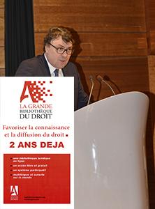 Le Bâtonnier Frédéric Sicard