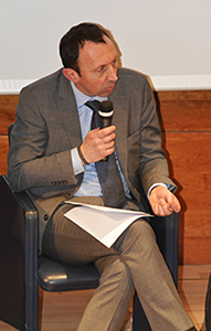 Philippe Le Blon DRH de l'agence France Presse
